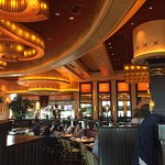 Interior at Cheesecake Factory
