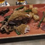 The Garlic Crusted Drum