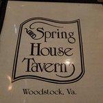 Foto van Spring House Tavern