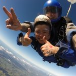 The best skydive in New Zealand