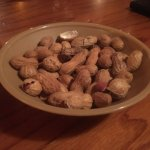 Peanuts for the table