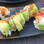 Foto de Dragonfly Sushi & Asian Restaurant - Lounge