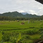 Great view of the 'infamous' Mount Agung.