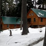Cabins by Long Pond