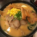 big bowl ramen- so much food!