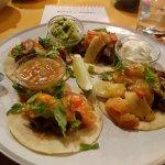 Soft tacos & beef