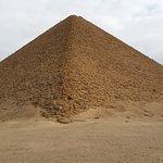 Dahschur Pyramiden Aufnahme