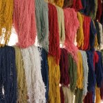 Dyes wool - natural dyes