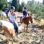 Maneggio Guelfi Neri - Passeggiate a cavallo nel chianti