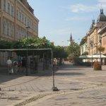 Szechenyi Square Photo