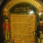 History of the Robber Deacon Brodie