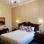 Decent sized room with adequate space for short stay