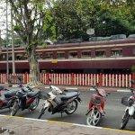 Hua Hin Railway Station Foto