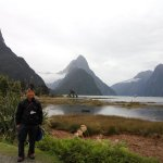 Nice view of Milford Sound
