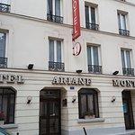 Photo de Hotel Ariane Montparnasse