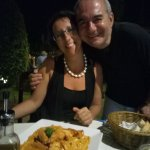 My Friend Letizia, with Tony, owner's father