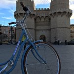 Torres de Serranos incluidas en nuestro tour bike guiado, no puedes dejar de visitarlas