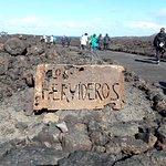 Photo de Los Hervideros