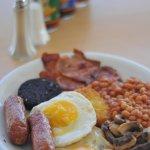 Glam Slam Breakfast