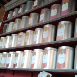 Boites de thés