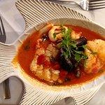 Fish & seafood medley