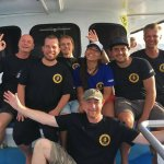 Kiwidiver Phuket Team DayTrip Scuba Diving Racha Islands
