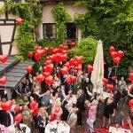 Hochzeit in der Alten Scheune