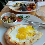 Mazeh brunch at the Depanneur