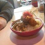 prawn katsu curry