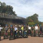 Visitez le Parc de la Tête d'Or de Lyon à gyropode Segway