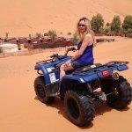 excursión en quads por las dunas... toda una experiencia