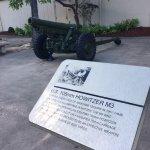 Howitzer - Army Museum Waikiki