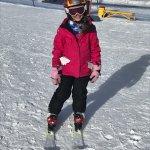 Rock Star Skier Number 3 (Age 6)