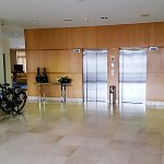 Lobby - rental bikes available1