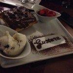 Sobremesa: Sfogliata al Cioccolato