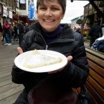 Ready to sink my teeth into the tastiest crepe I've sampled outside of France.