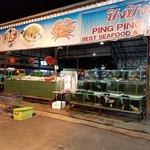 Kalare Night Bazaar - Fresh fish
