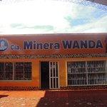 Venta de joyas en Cía minera Wanda