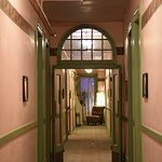 Hallway upper floor