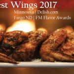 Best Wings Minnesota 2017 - Rotisserie Buffalo Wings