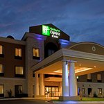 Foto van Holiday Inn Express Hotel & Suites Amarillo South