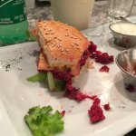 Veggie burger 👌🏽