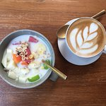 Foto de Brew cafe & bistro
