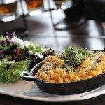 Buffalo Mac n Cheese - Lunch Skillet