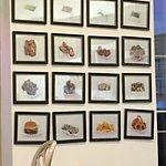 Photos of menu offerings