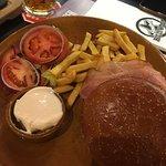 Burger size - Medium