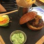 Wagyu burger, very good