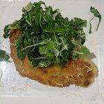 Pork schnitzel & lamb tenderloin