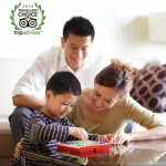 Top 1 out of 25 Hotels for families. Travellers Choice Award.