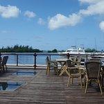 Cayo Largo marina restaurant
